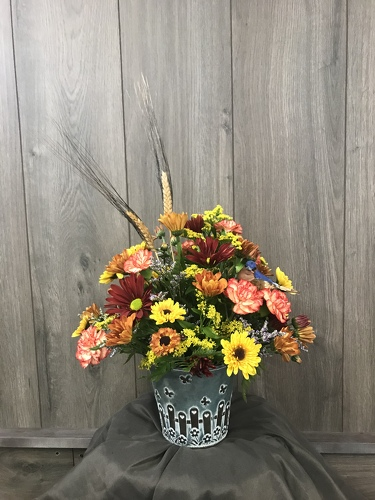 Giving Thanks  from Ginger's Flowers &Gifts, local Martinsburg florist