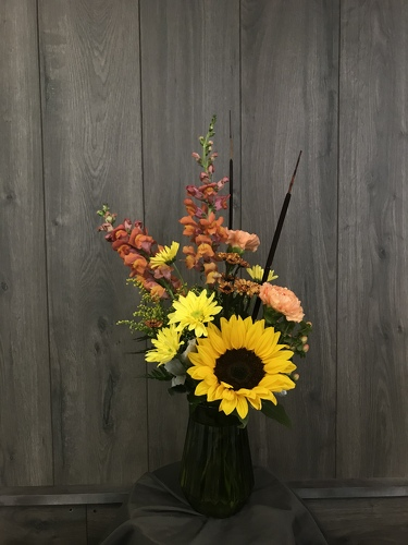 Fall Greetings  from Ginger's Flowers &Gifts, local Martinsburg florist