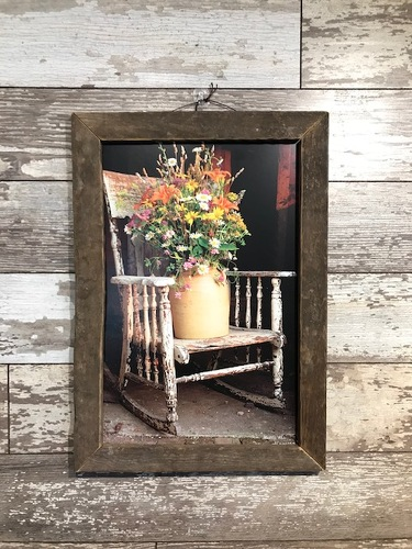 Farmhouse Picture from Ginger's Flowers &Gifts, local Martinsburg florist