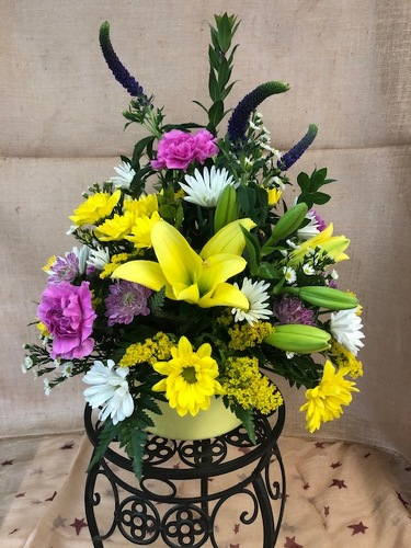Passion from Ginger's Flowers &Gifts, local Martinsburg florist