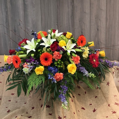 Treasured Memories from Ginger's Flowers &Gifts, local Martinsburg florist
