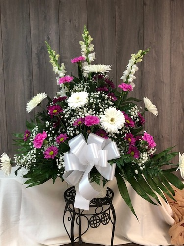 Comfort and Grace from Ginger's Flowers &Gifts, local Martinsburg florist