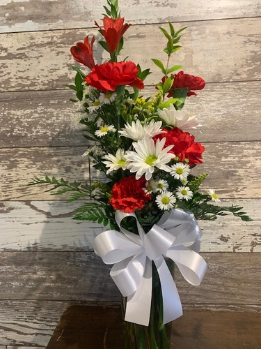 Something Simple from Ginger's Flowers &Gifts, local Martinsburg florist