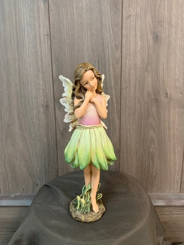 Standing Fairy  from Ginger's Flowers &Gifts, local Martinsburg florist