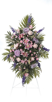 Stargazer Spray from Ginger's Flowers &Gifts, local Martinsburg florist