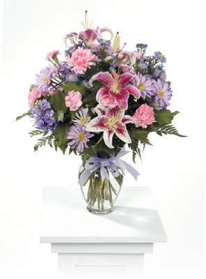 Thoughts of You from Ginger's Flowers &Gifts, local Martinsburg florist