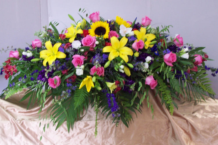 Enduring Light from Ginger's Flowers &Gifts, local Martinsburg florist